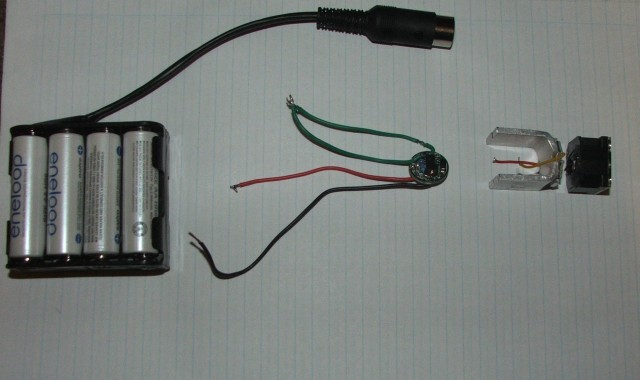 Elec components