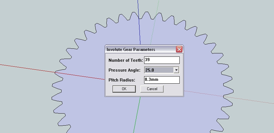 Image Result For Sketchup Plugin Gear