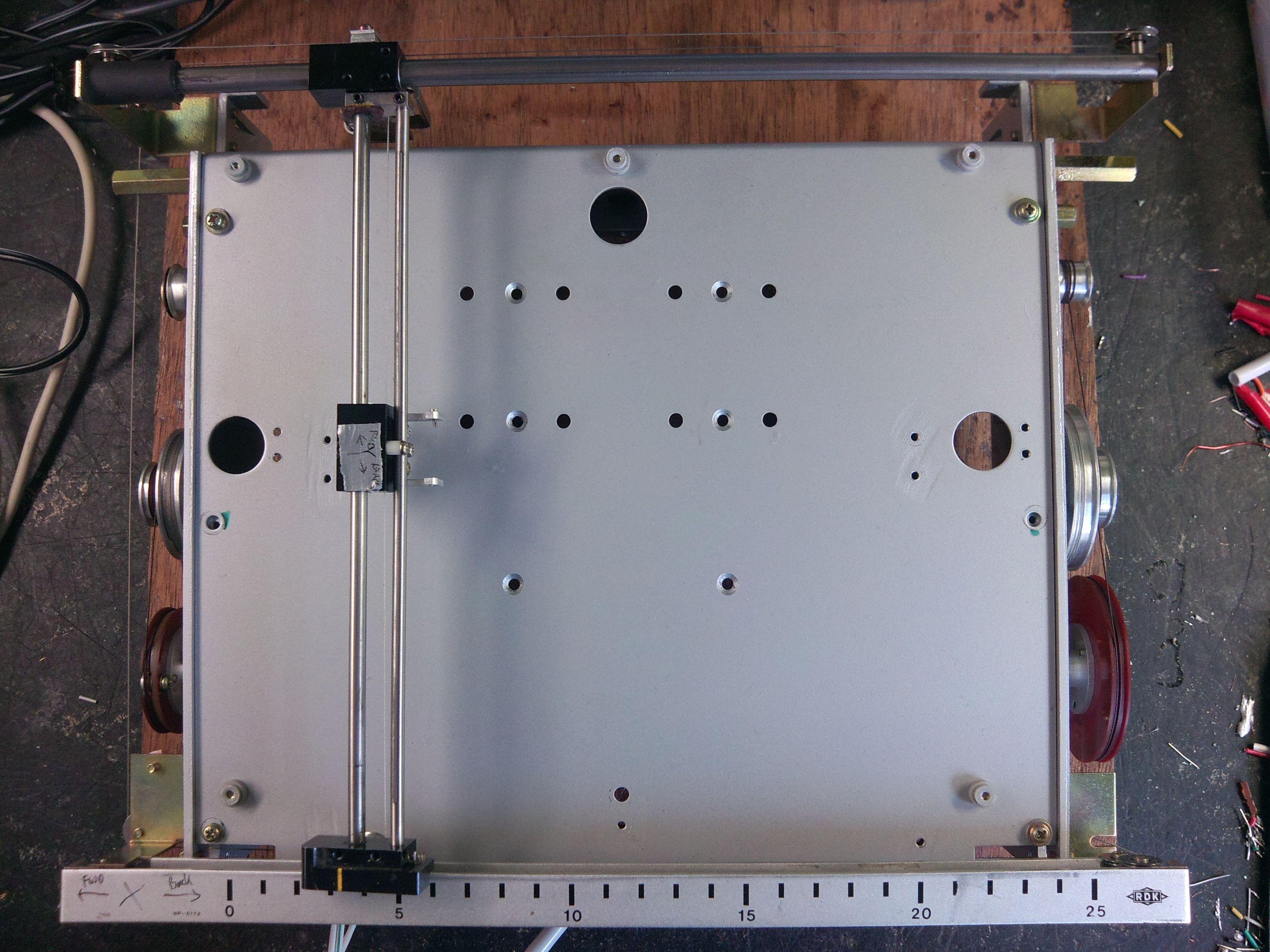 3d Printer Belt Belt Driven 3d Printer