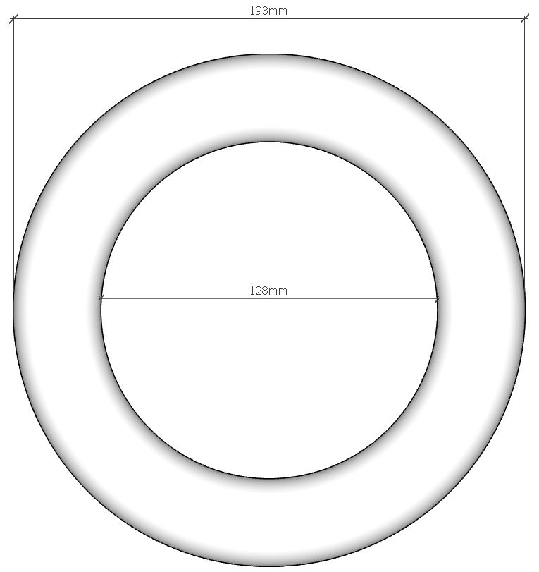 The ideal shape for a multirotor 'ducted-fan' that can