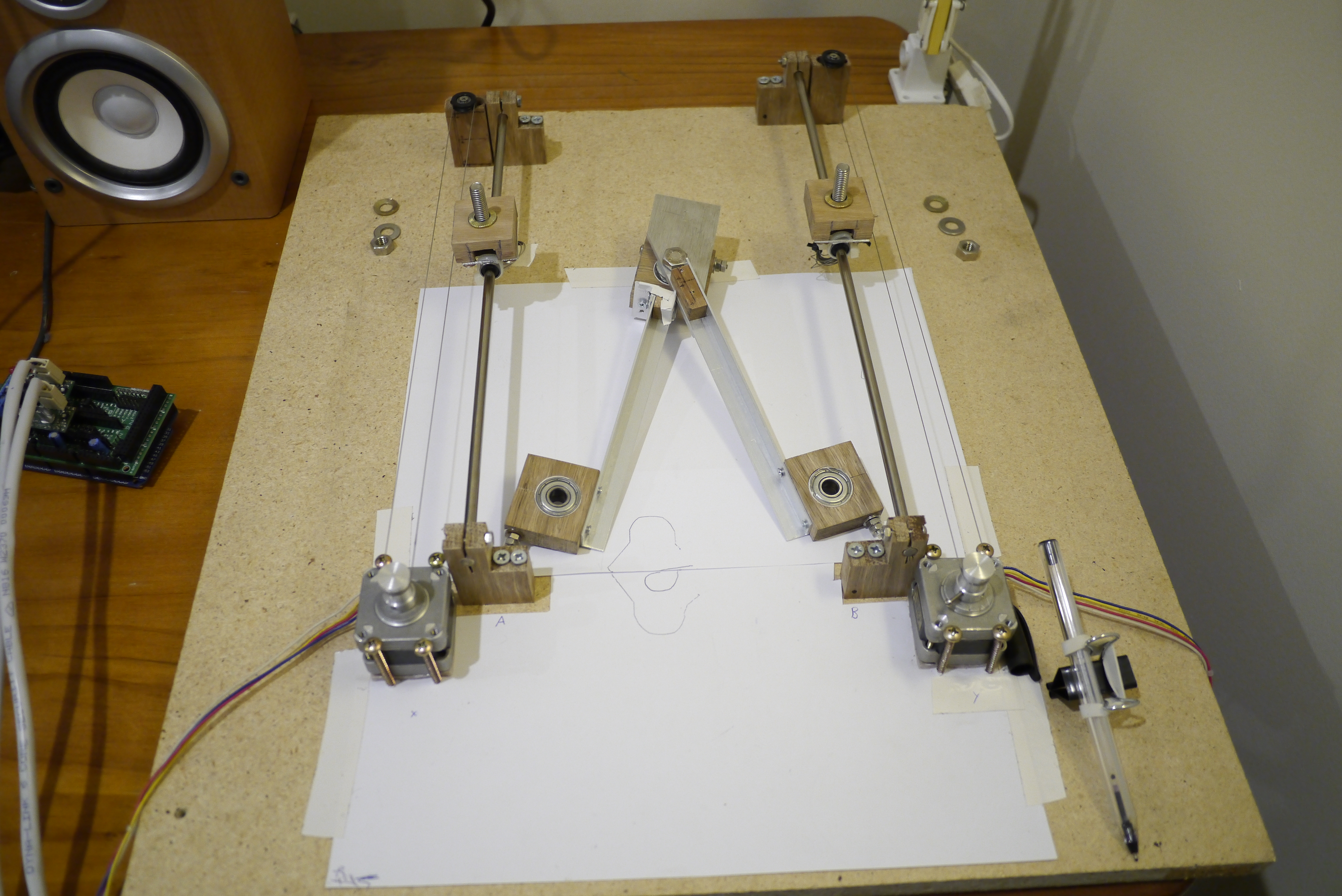 Capolight Electronics Projects A Collection Of Reprap